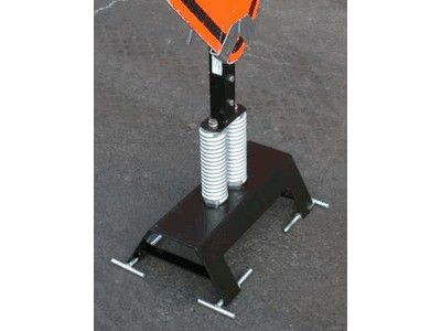 Dicke Safety Products JBM-TF18 Barrier Mount Stand