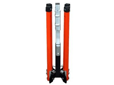 Dicke Safety Products SDL1000 Steel DynaLite Stand