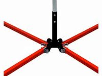 Dicke Safety Products SDL1008 Steel DynaLite Stand