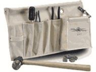 Estex 1827 Aerial Canvas Tool Apron