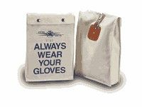 Estex 2210 Canvas Glove Bag