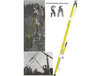 Hastings 11-016 6' Soft Wire Ratchet Cutter