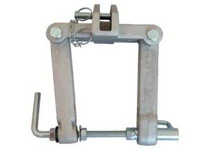"""NESCO CA-2 Cross Arm Bracket w/ Speed Lock for 1/2"""" x 5-1/2"""""""