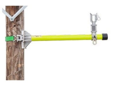 NESCO Single Conductor Pole-Mounted Temporary Support