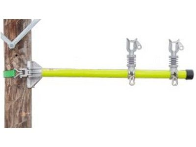 NESCO Two Conductor Pole-Mounted Temporary Support