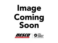 "NESCO Universal Block w/ Spring-Loaded Latch, Ground Stud, 7"" Sheave"