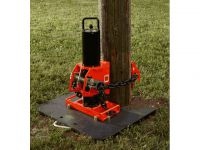 Tiiger 4001D Hydraulic Pole Puller
