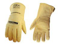 Youngstown FR Waterproof Leather Utility Lined with Kevlar