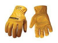 Youngstown FR Ground Glove Lined with Kevlar