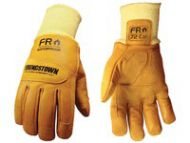 Youngstown FR Waterproof Ground Glove Lined with Kevlar