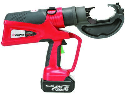 PAT750LI 12-ton battery-operated crimping tool