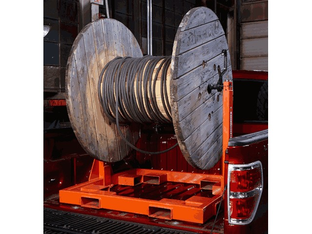 Wire Reel Rack System | Tiiger Lng2012 Load N Go Portable Reel Rack System Lineman S Equipment